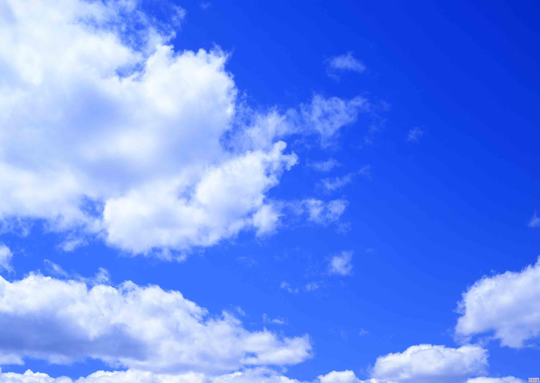 巧影天空白云素材