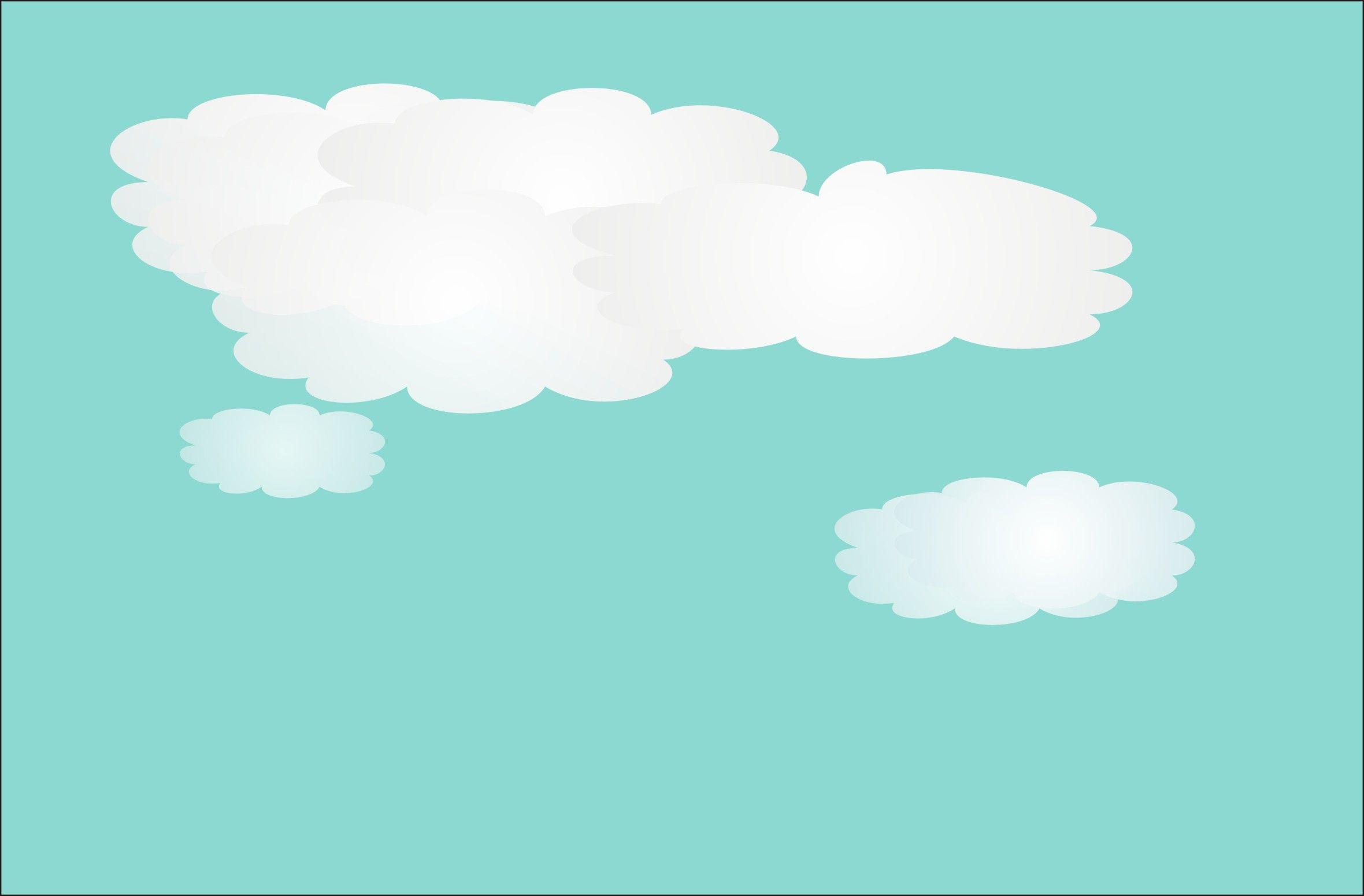 云朵唯美图片素材