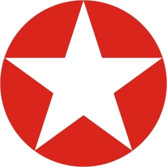 教你把五角星跟圆形相接起来[新手适用]