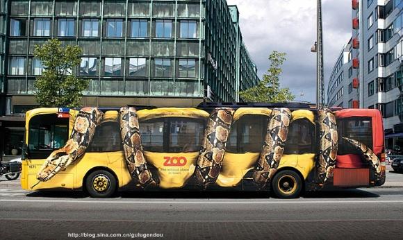 公交车广告_宣传单|折页