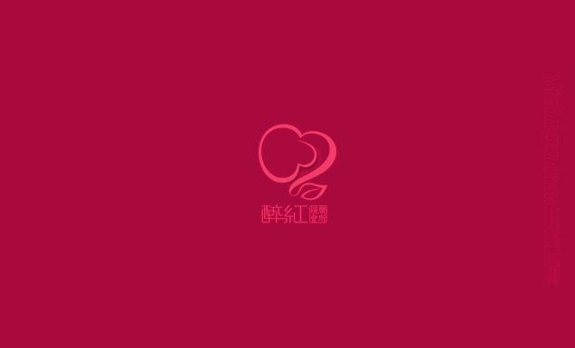 醉红娱乐标志设计2.jpg