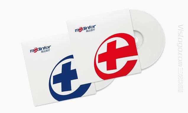 联众医疗VI设计标志设计11.jpg