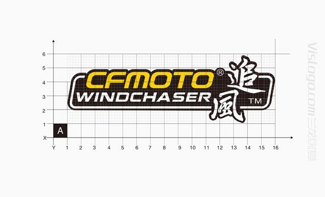 春风摩托俱乐部VI设计标志设计3.jpg
