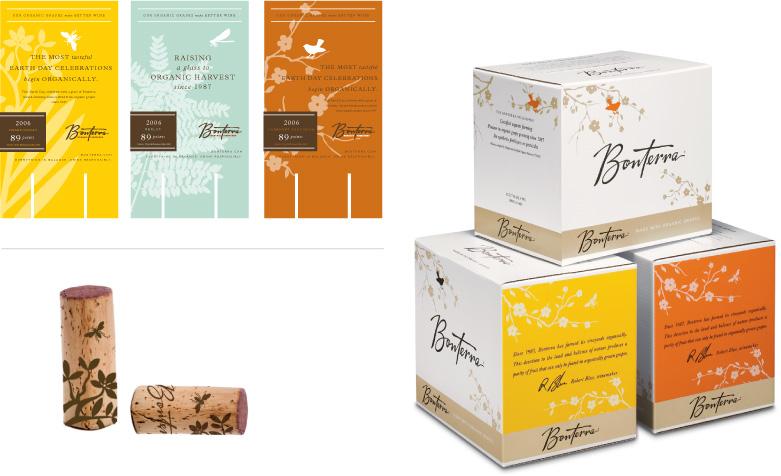系列的产品包装设计—国外包装