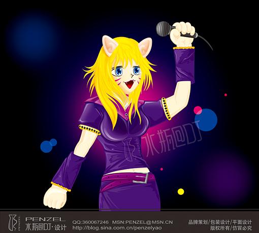 猫女漫画效果图副本.jpg