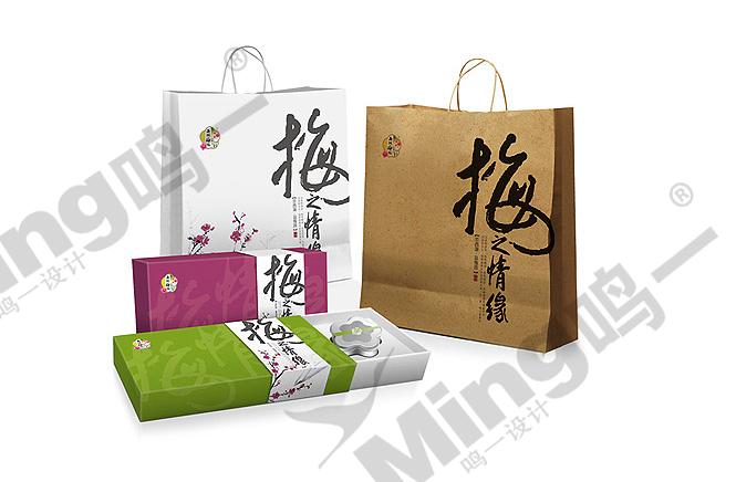 包装设计食品特产品牌设计,与朋友交流