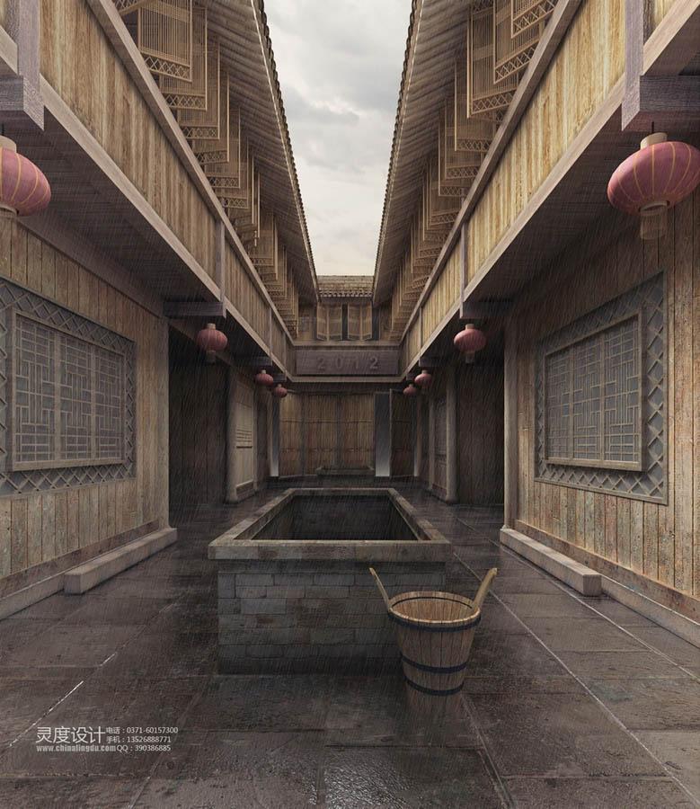 灵度设计5月份三维动画静帧评比 建筑 外景 空间设计 第一设计网 全球...