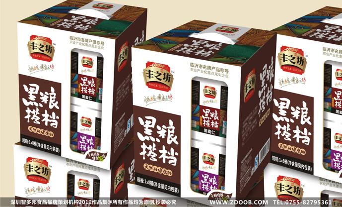 有机食品品牌策划_; 深圳智多邦食品品牌策划公司作品; 有机食品包装设计:山东乐