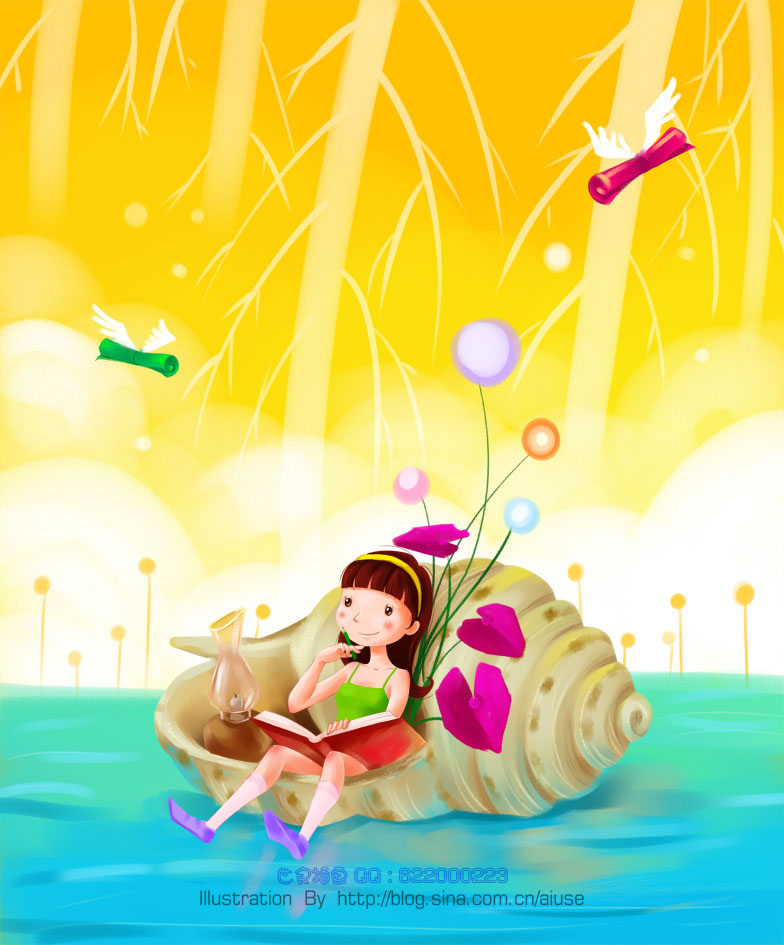儿童插画《意林炫读系列》图书封面欣赏
