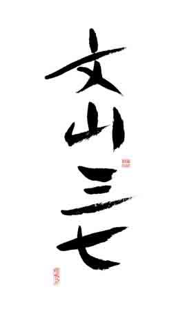 三七 文山 书法 滇红茶 新道设计 字体设计.jpg
