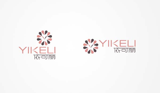 韩国服装标志_韩国服饰类购物网站LOGO设计