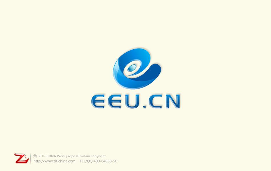 富有动感的网站logo设计