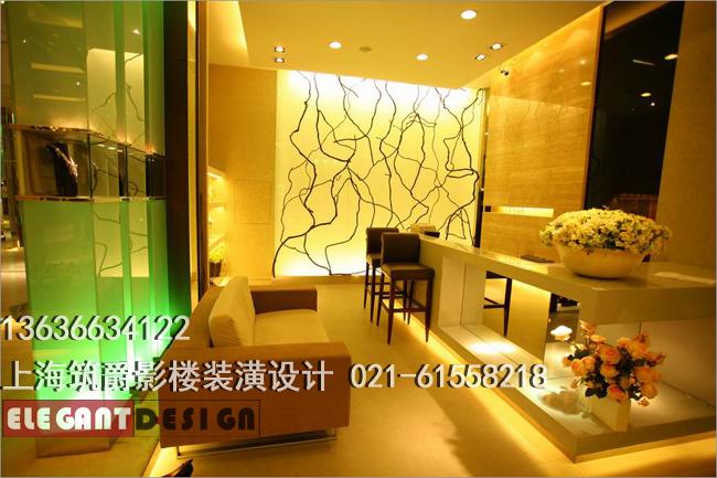 上海影楼装潢设计公司影楼装修设计图,影楼门头装修设计 卖