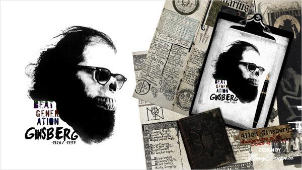 Allen Ginsberg T-shirt1.jpg