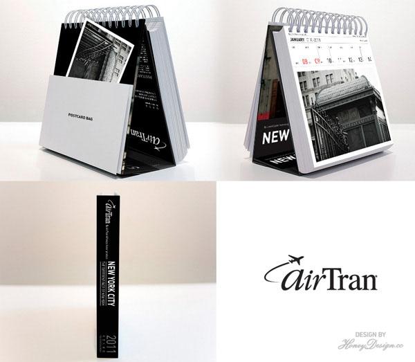 AirTran Airways2011明信片日历设计3.jpg