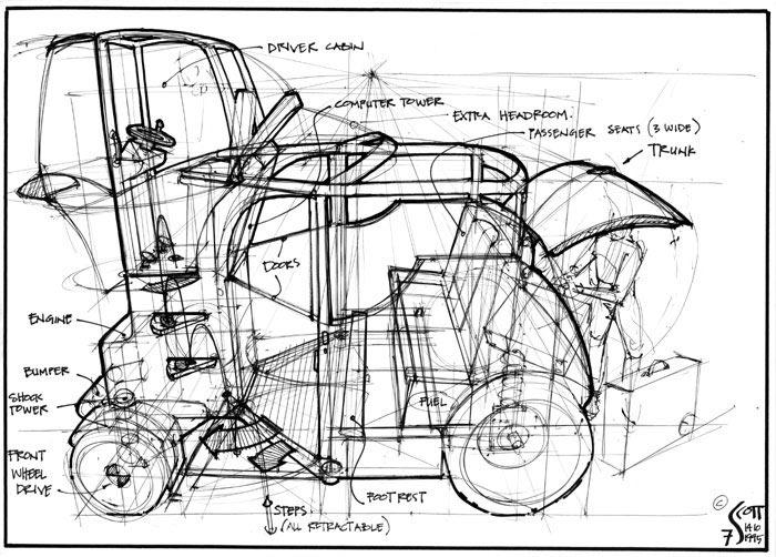 03 工业产品设计表现图