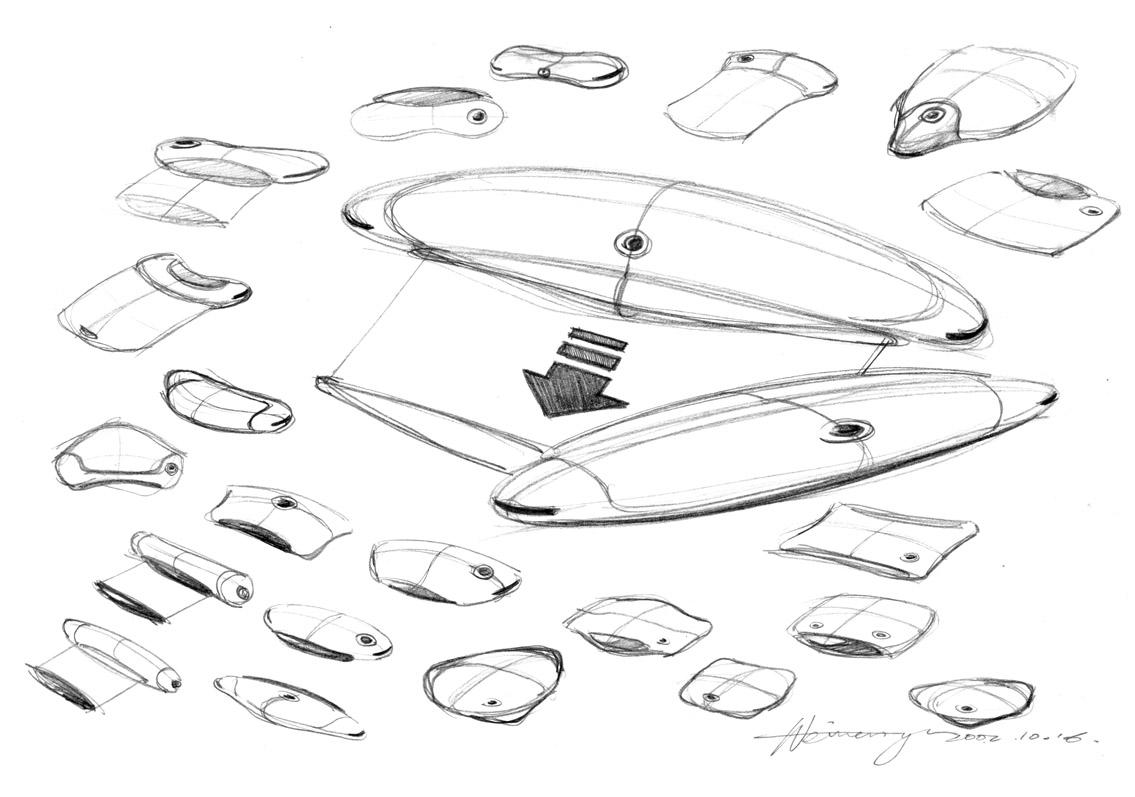 工业设计产品手绘_工业设计产品手绘图