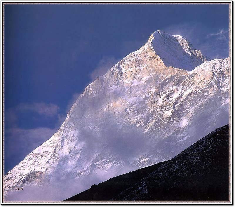 喜马拉雅山_风景_摄影_佳作欣赏 第一设计网 - 红动