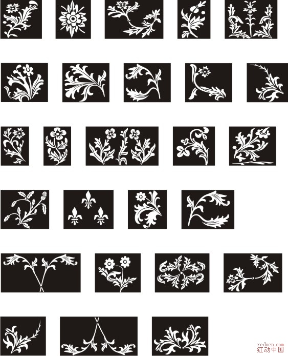 设计矢量图形收藏_矢量素材