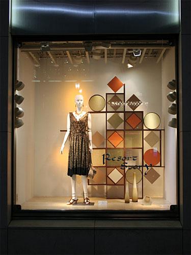 东京商店橱窗设计欣赏_其他广告_平面_佳作欣赏 第一