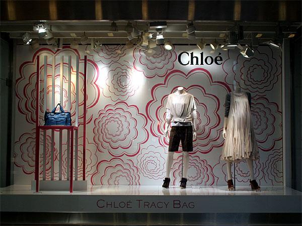 东京商店橱窗设计欣赏_其他广告_平面_佳作欣赏 专业