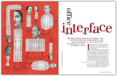 杂志排版设计欣赏其他 设计教程 第一设计网 红动中国 高清图片