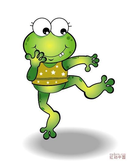 青蛙图片大全大图卡通