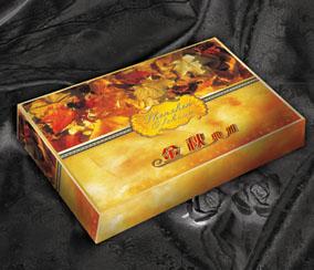 我也发两个月饼盒,凑热闹了 月饼包装 茶叶月饼