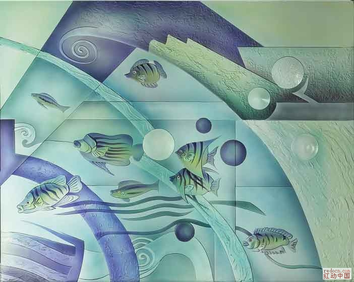 艺术玻璃贴图_3d素材(材质/模型/贴图/cad图库/教程)