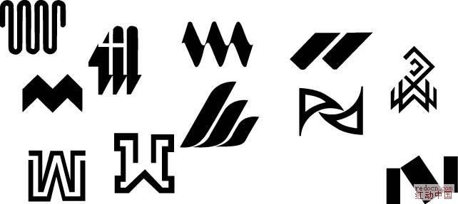 英文logo设计综艺