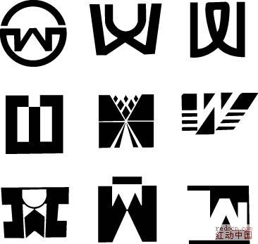 英文个logo设计说明