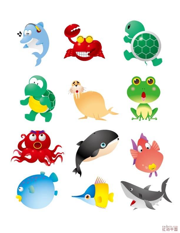 简单可爱的小动物内容|简单可爱的小动物图片