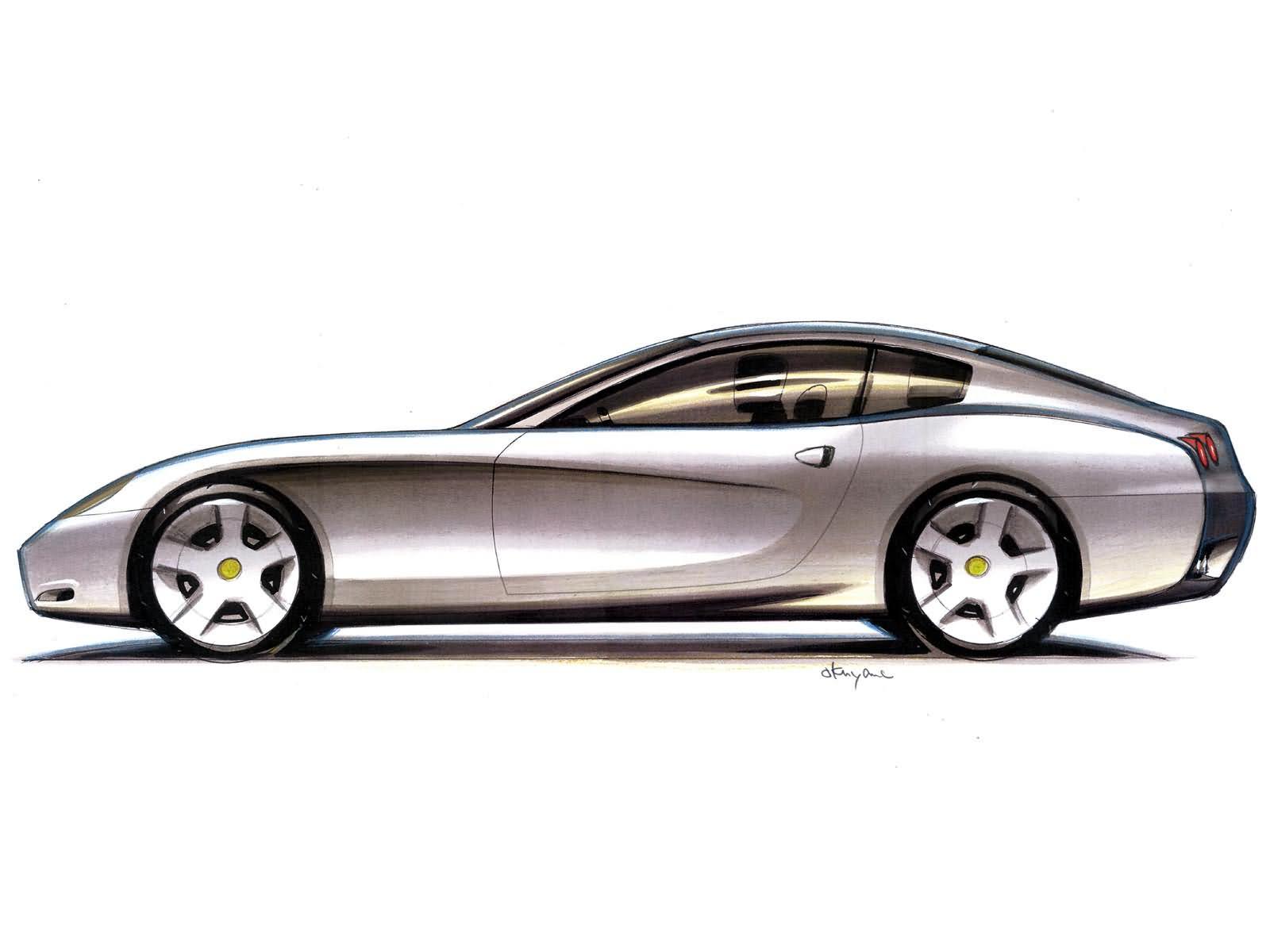 汽车手绘草图总汇 300多P 上传完毕 工业设计 产品设计 三维区