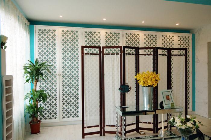 家庭厨房套间装修-爽的家居 公寓套房 家装设计 空间设计 三维区