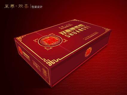 装 广东中烟 双喜牌香烟 其他 专业设计网 国内知名的设计论坛