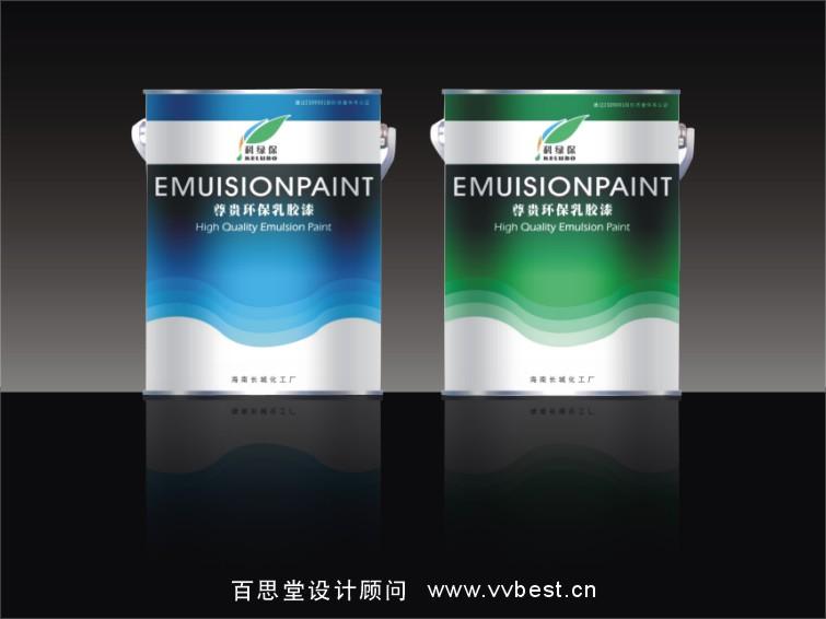 油漆桶工业包装设计(百思堂设计顾问)