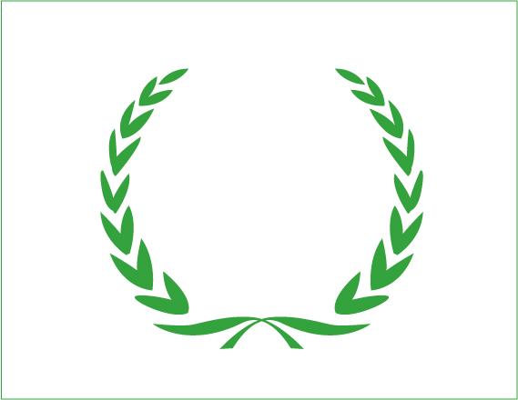橄榄枝环 的矢量图