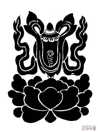 经典藏族装饰图案psd分层