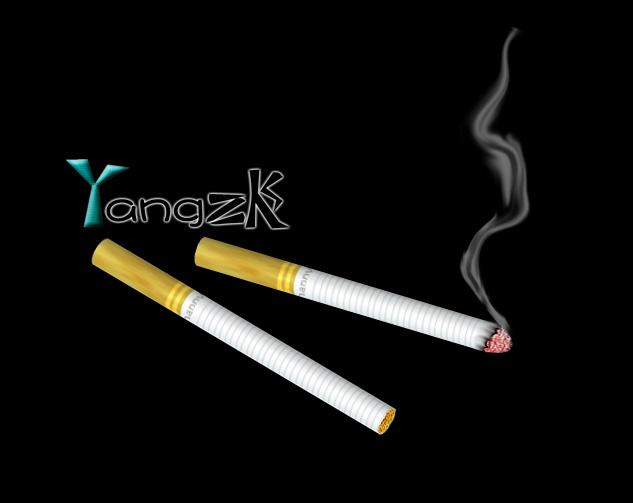 自制香烟三部曲 鼠绘 ps转载教程 第一设计网 全球人气最
