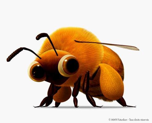 好多可爱的3d小动物._动漫|漫画