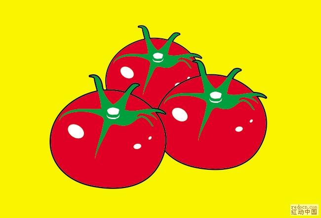 论坛首页 资讯娱乐 素材下载 矢量素材 03 红番茄