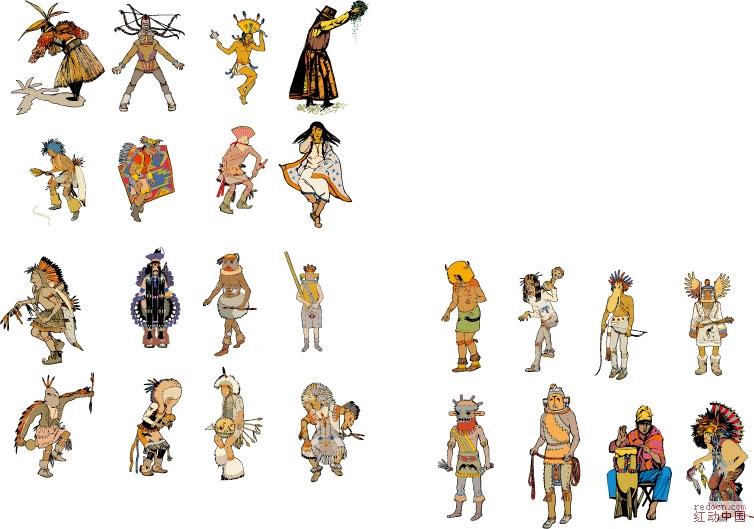 印第安文化