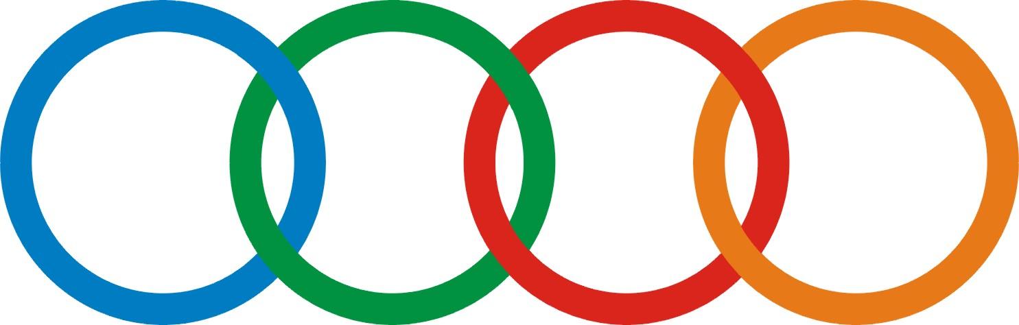 奥运五环的画法_其他_coreldraw教程