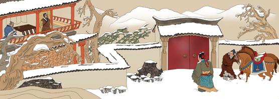 程门立雪.jpg