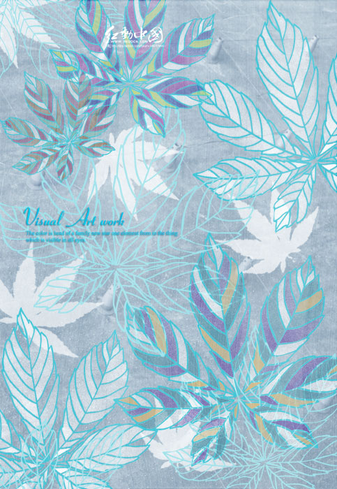 花纹图案类2PSD分层素材015