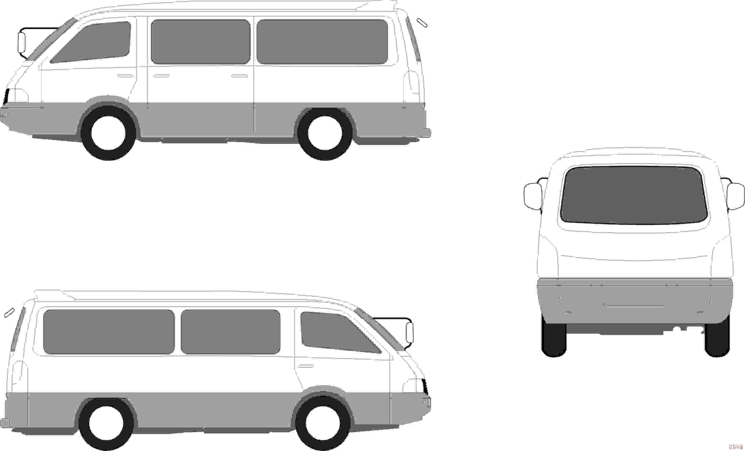 汽车类_矢量素材_素材下载_资讯娱乐 专业设计网 - 红