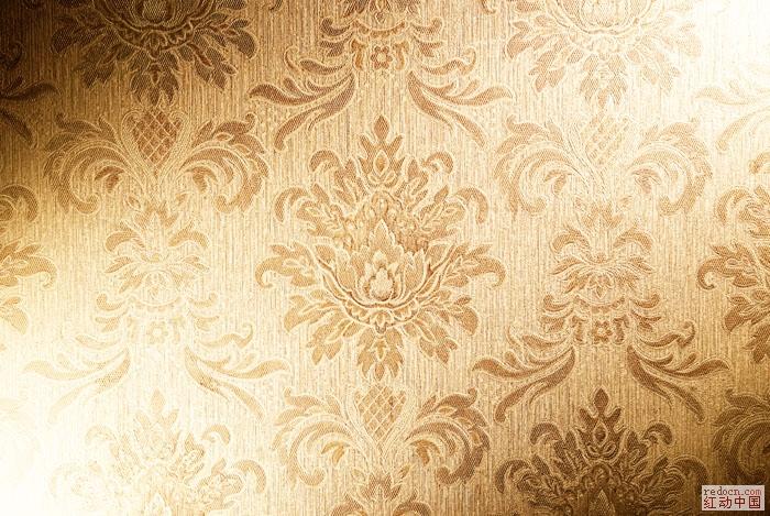 高清欧式华丽花纹壁纸图片素材749