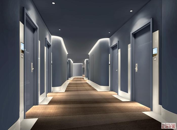 最时尚最前卫的酒店室内设计