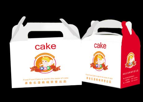 蛋糕盒设计_蛋糕盒包装设计_日本蛋糕包装设计