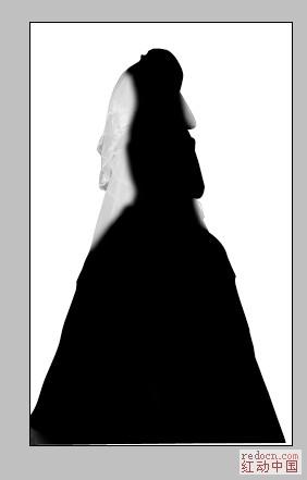 用蒙板抠婚纱图,很实用 抠图 Photoshop教程